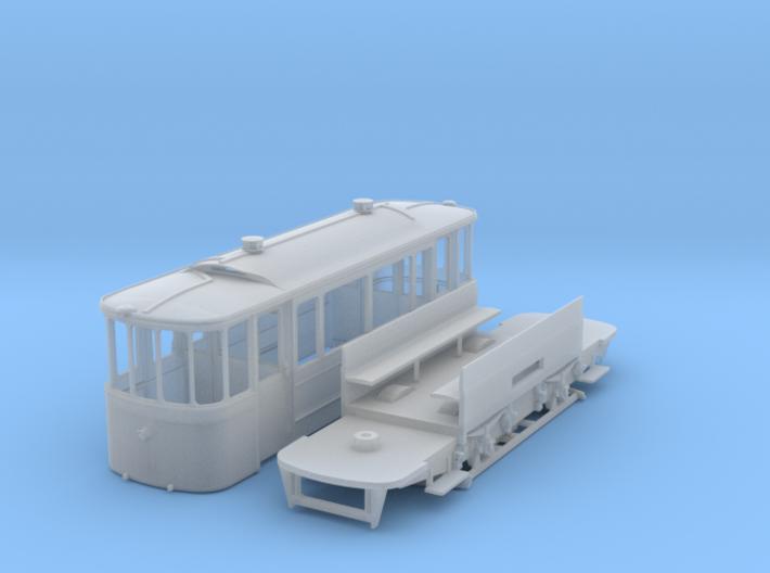SVB C2 204 3d printed