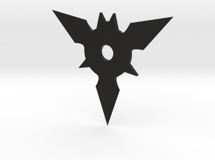Bat Shuriken 3d printed