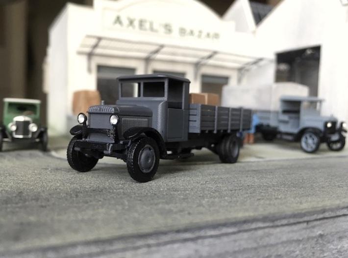 1:87 Berliet CBAc 1928-1932 3d printed