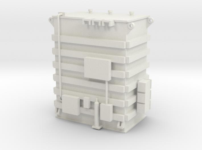 'HO Scale' - Transformer - 15' high 3d printed