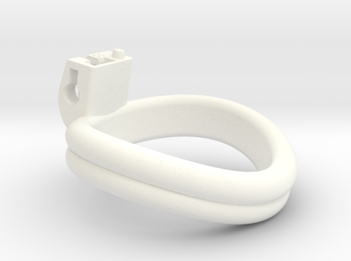 Cherry Keeper Ring - 51mm Double 3d printed