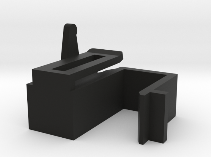 Thorens Lower Hing Right 3d printed