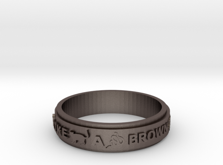 /an/ ring Size 7 3d printed