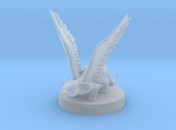 Flying Kitty 3d printed