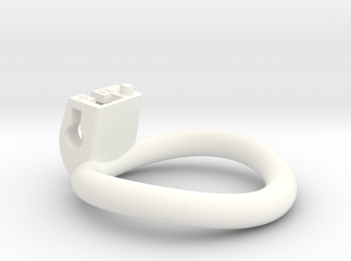 Cherry Keeper Ring - 42mm -5° 3d printed
