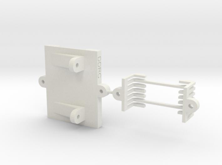 CFX-W ESC MOUNT for Hobbywing Xerun AXE 3d printed