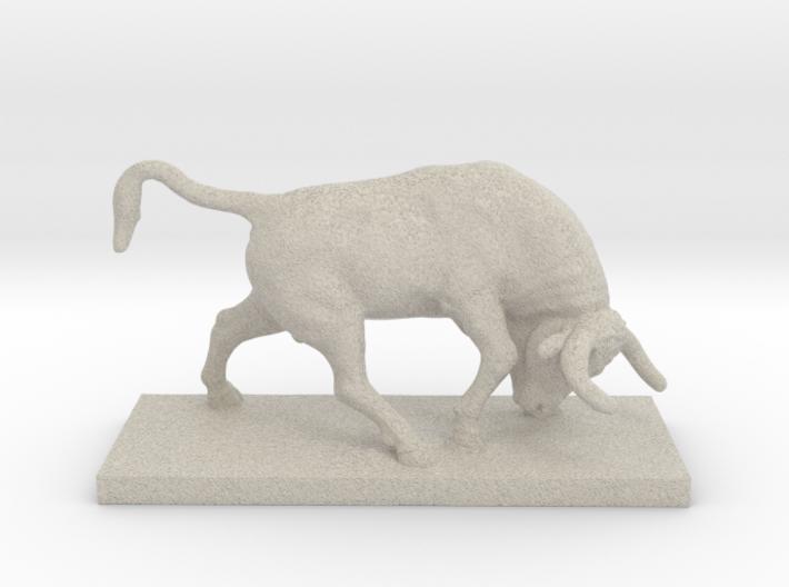 Taureau 3d printed