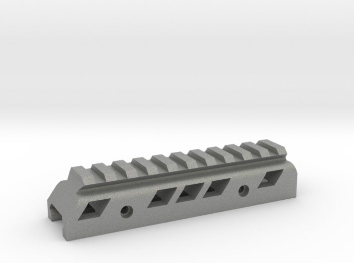 Universal 120mm mini rail riser 2cm 3d printed