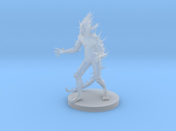 Barbed Devil 3d printed