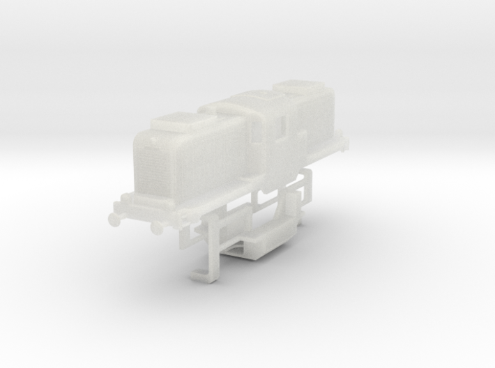 ÖBB 2045 (modernisierte Vorbauten) 3d printed