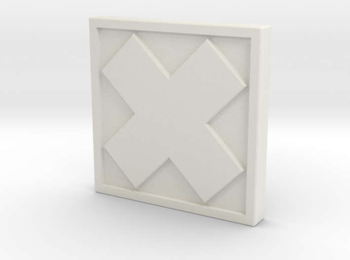 TheX 3d printed
