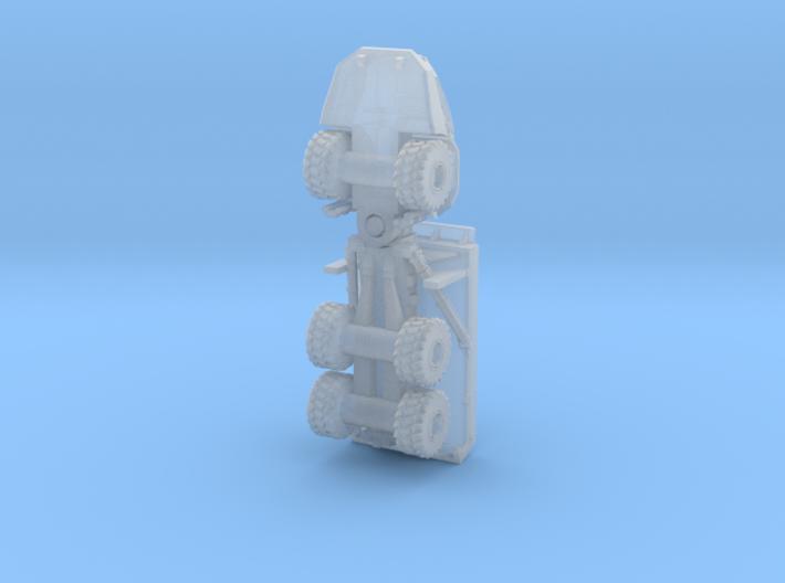 Volv-A60H dumptruck 3d printed
