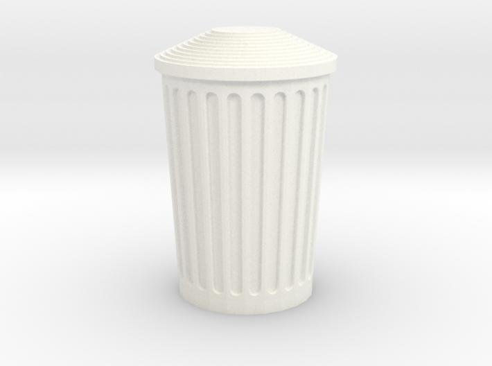 Dumper 3d printed