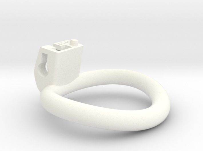 Cherry Keeper Ring - 45x40mm Wide Oval (~42.5mm) 3d printed