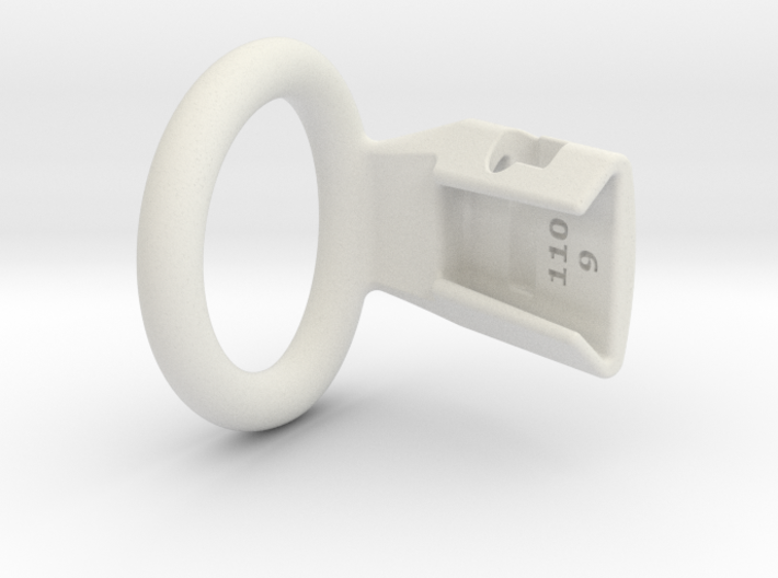 Q4e single ring M 35.0mm 3d printed
