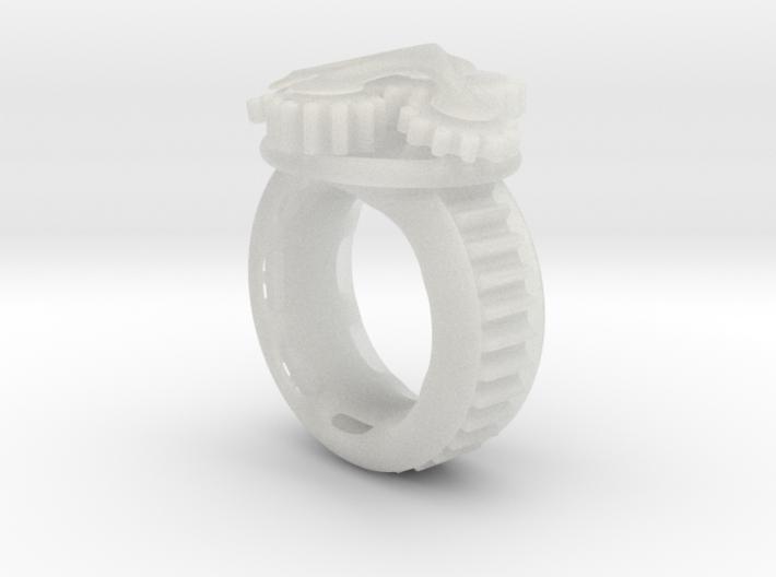 Equator Gear Ring 3d printed