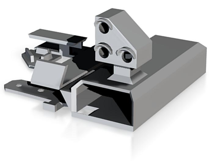 SBB-Zwergsignal für Märklin C-Gleis im Eigenbau 3d printed