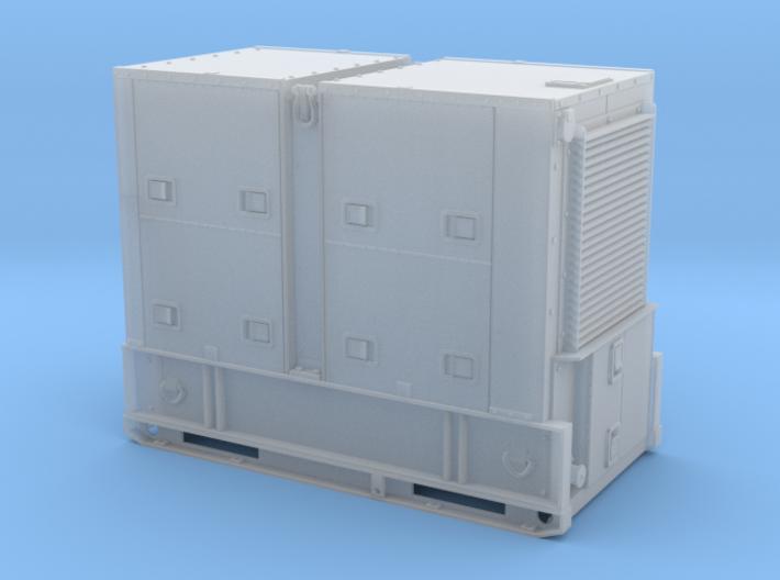US Army Power Generator 3d printed