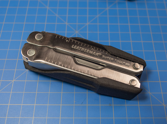 Holster for Leatherman ST300 3d printed