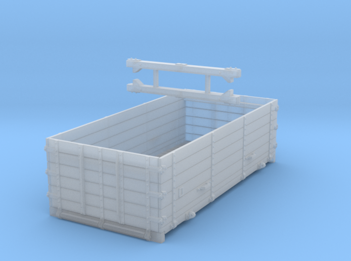 DX_Container_7mm_Scale 3d printed