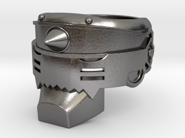Fullmetal Alchemist: Alphonse Ring 3d printed