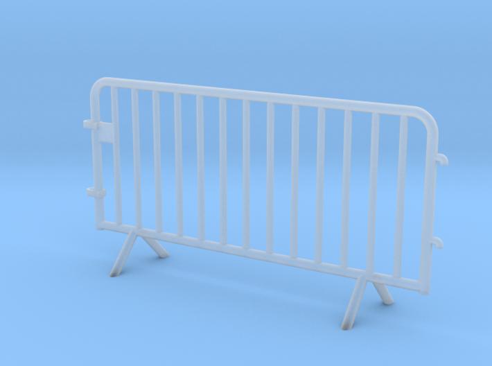OviMob01 - Metallic police barrier 3d printed