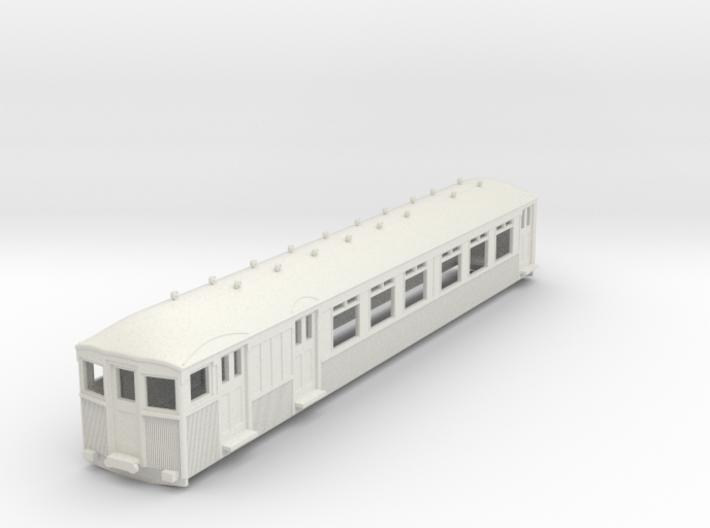 o-87-mersey-railway-1923-motor-coach 3d printed
