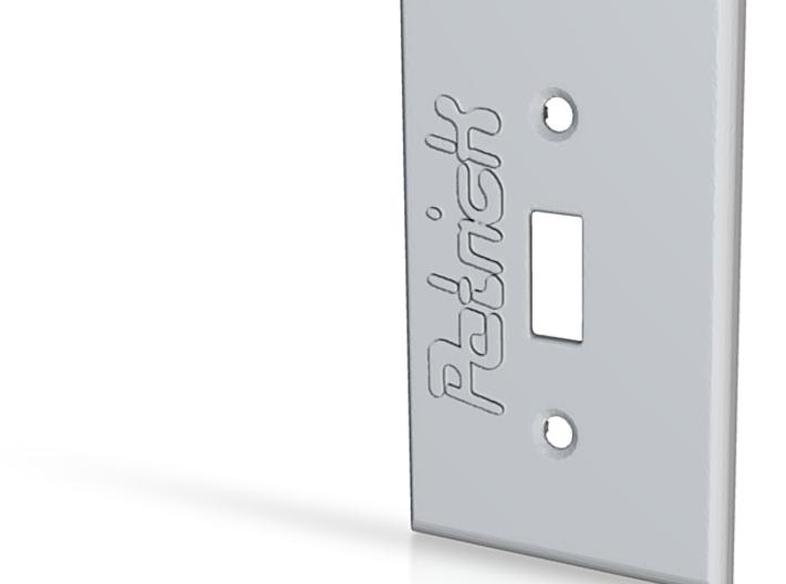 Patrick Light Switch 3d printed