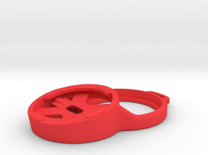 LazyBone: Stem Cap Mount for Garmin Edge 3d printed