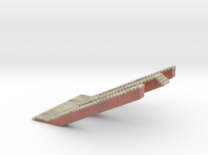 HOfunTP21 - Treport funicular 3d printed