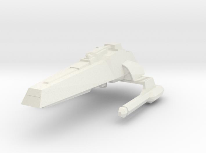 1000 Vulcan Surak class 3d printed