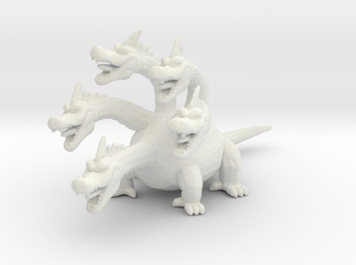 Dragon Quest King Hydra DnD miniature fantasy game 3d printed