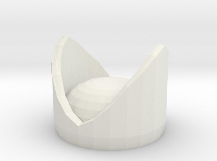 Mitra - Bishop's Hat 3d printed