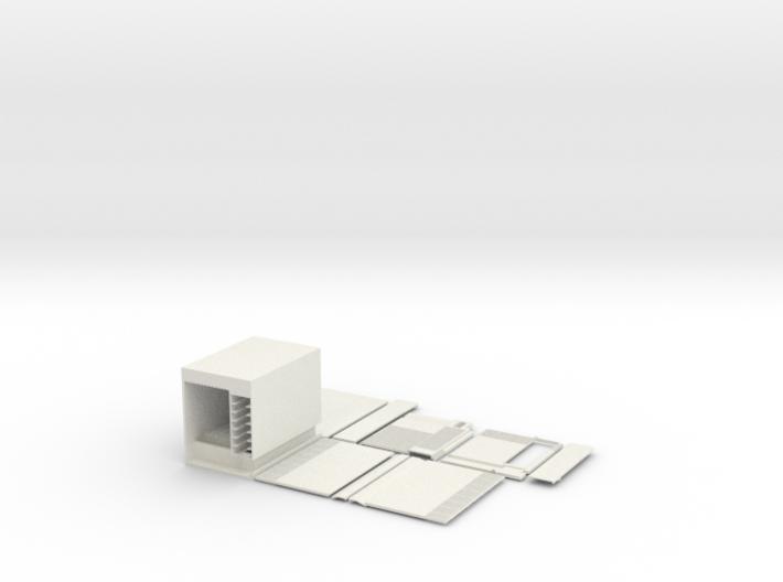 Micro SGI Onyx 3d printed