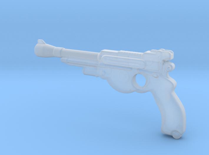 Pistol (The Mandalorian) 3d printed