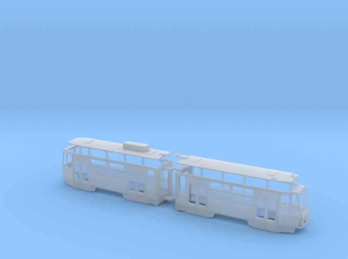 Gera KT4DMC 3d printed
