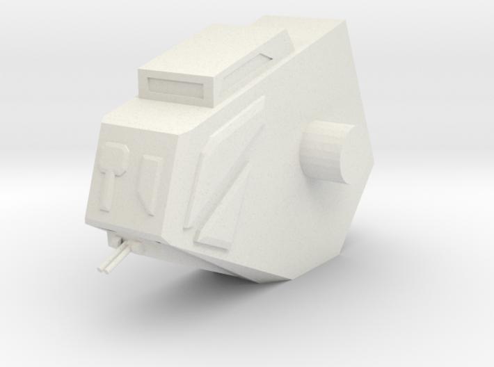 1/72 Augurs Cockpit Section (part # 5 for kit) 3d printed