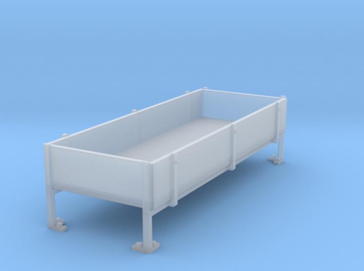 supplies box Stug3 - 1:35 3d printed