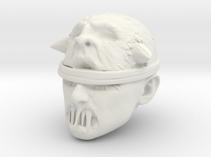 The Voodoo Priest 3d printed