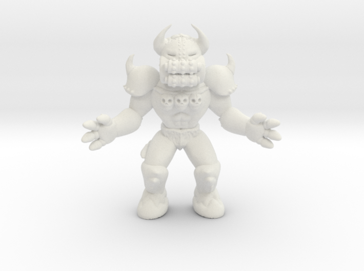 Nutsack the Grinder 3d printed