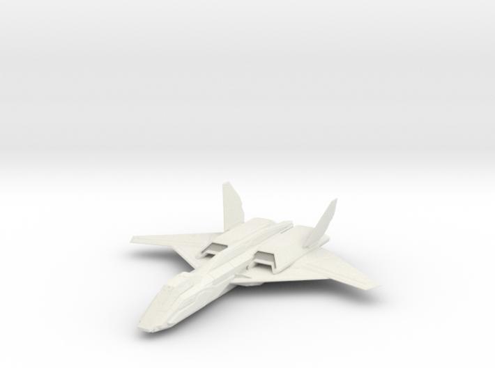 1/144 Skylark Aerospace Fighter 3d printed