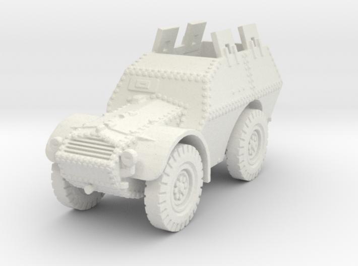 Autocarro Protetto (shields) 1/120 3d printed