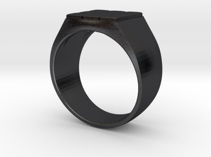 Rubik Ring 3d printed
