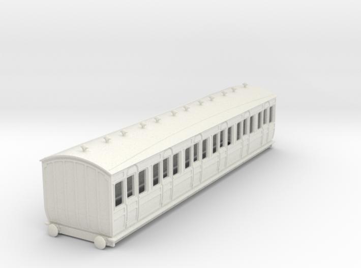 o-100-met-ashbury-bogie-first-class-coach 3d printed
