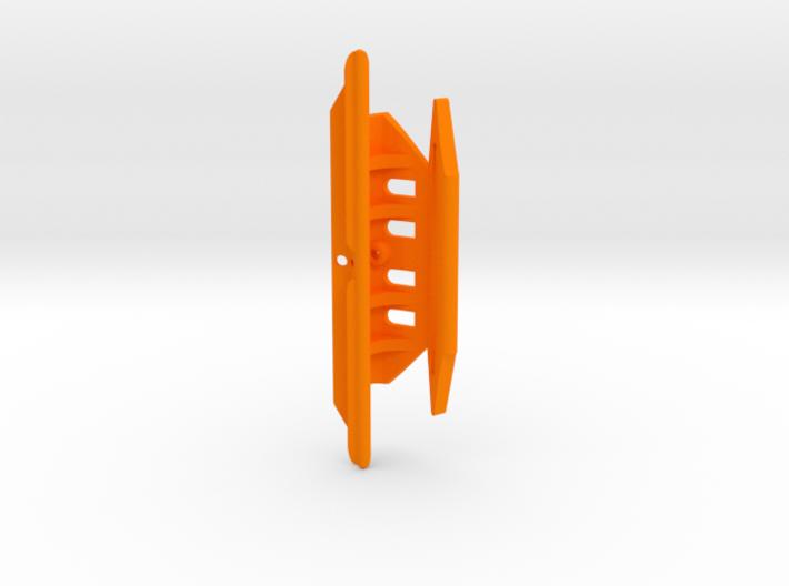 Precision-18, 3.75inch, DM375 3d printed
