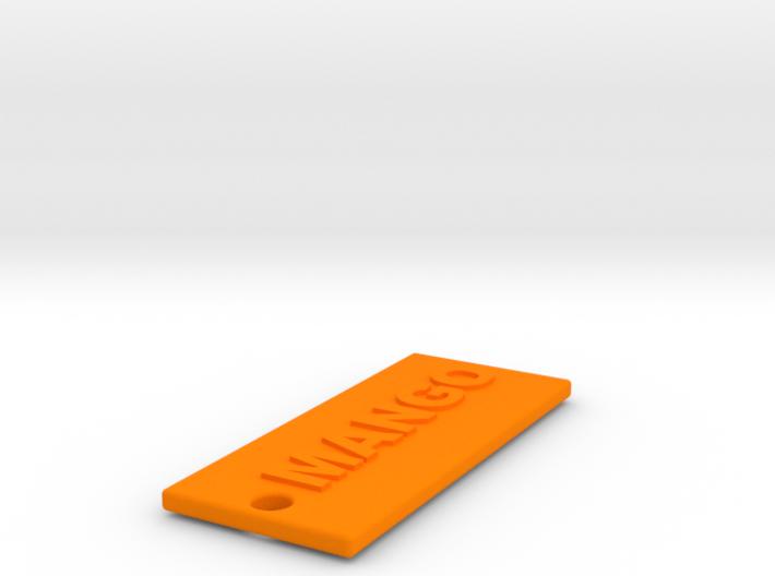 MANGOLLAMA 3d printed
