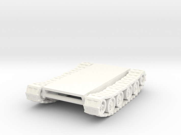 15mm T1 chassis - downloadable 3d printed