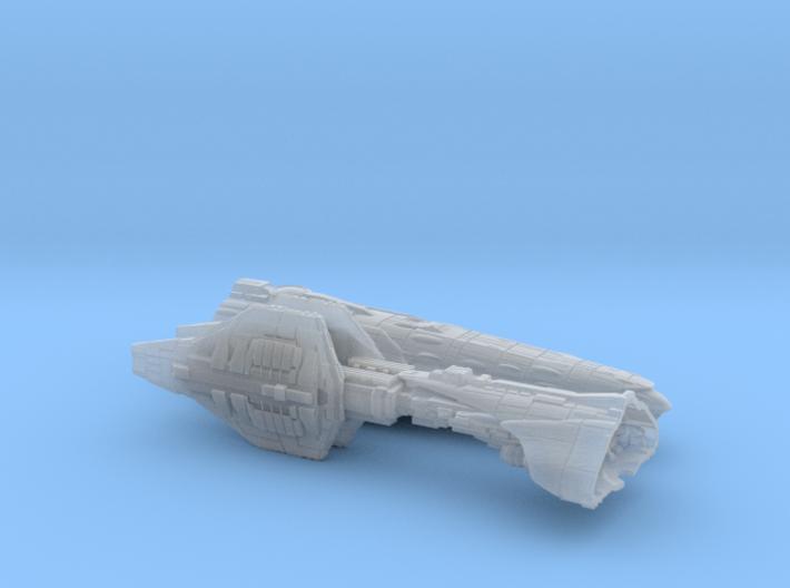 2256-MC-30F_hollowV2-split 3d printed