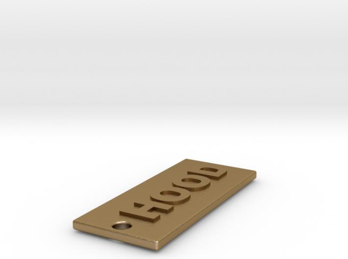 HOODPIPER 3d printed