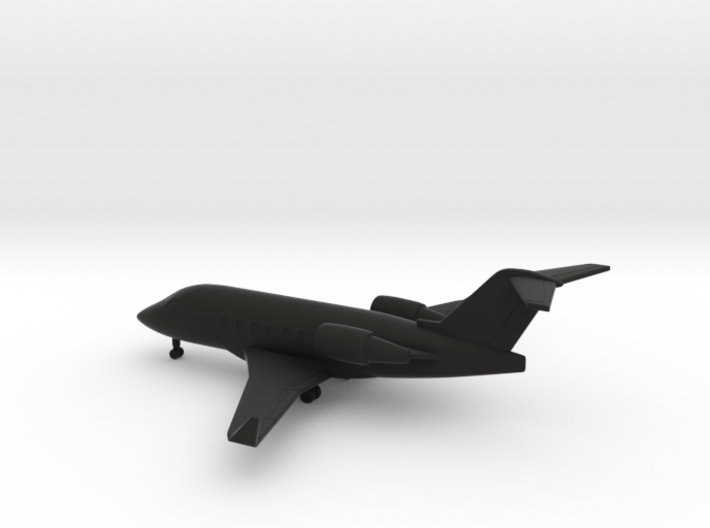 Bombardier Challenger 604 3d printed